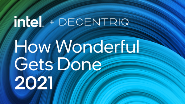 Decentriq is a launch partner of 3rd Gen Intel® Xeon® Scalable Processors